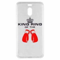 Чехол для Meizu M6 Note King Ring - FatLine