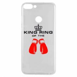 Чехол для Huawei P Smart King Ring - FatLine
