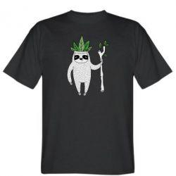 Мужская футболка King sloths
