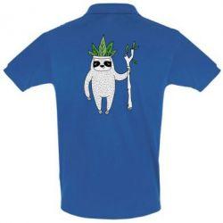Мужская футболка поло King sloths
