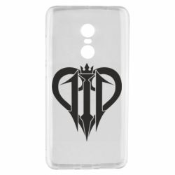 Чехол для Xiaomi Redmi Note 4 Kingdom Hearts logo