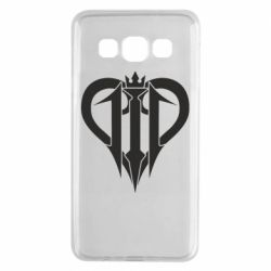 Чехол для Samsung A3 2015 Kingdom Hearts logo
