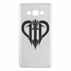 Чехол для Samsung A7 2015 Kingdom Hearts logo