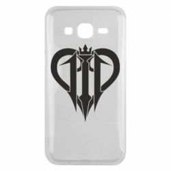 Чехол для Samsung J5 2015 Kingdom Hearts logo