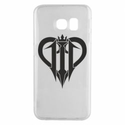Чохол для Samsung S6 EDGE Kingdom Hearts logo