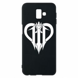 Чохол для Samsung J6 Plus 2018 Kingdom Hearts logo