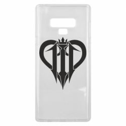 Чехол для Samsung Note 9 Kingdom Hearts logo