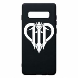 Чехол для Samsung S10+ Kingdom Hearts logo
