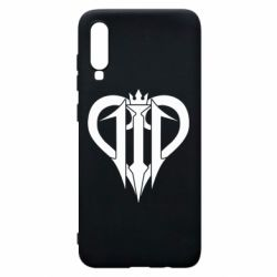 Чохол для Samsung A70 Kingdom Hearts logo