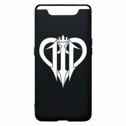 Чехол для Samsung A80 Kingdom Hearts logo