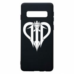 Чехол для Samsung S10 Kingdom Hearts logo