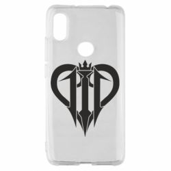 Чехол для Xiaomi Redmi S2 Kingdom Hearts logo