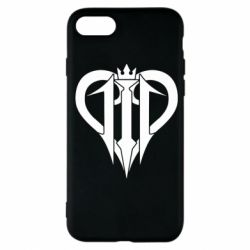 Чехол для iPhone 7 Kingdom Hearts logo