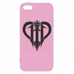 Чехол для iPhone5/5S/SE Kingdom Hearts logo