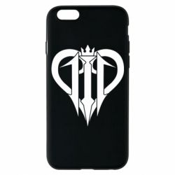 Чехол для iPhone 6/6S Kingdom Hearts logo