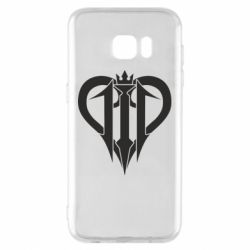 Чехол для Samsung S7 EDGE Kingdom Hearts logo