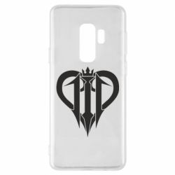 Чехол для Samsung S9+ Kingdom Hearts logo