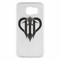 Чехол для Samsung S6 Kingdom Hearts logo