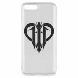 Чохол для Xiaomi Mi6 Kingdom Hearts logo