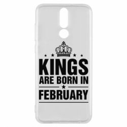 Чехол для Huawei Mate 10 Lite Kings are born in February - FatLine