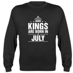 Реглан Kings are born in July