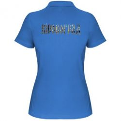 Женская футболка поло Кіровоград - FatLine