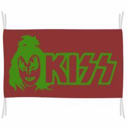 Флаг Kiss Album