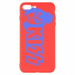 Чехол для iPhone 8 Plus Kiss Album