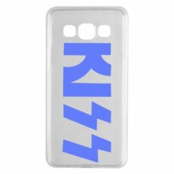 Чехол для Samsung A3 2015 Kiss Logo