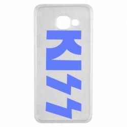 Чохол для Samsung A3 2016 Kiss Logo