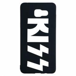 Чехол для Samsung A5 2016 Kiss Logo