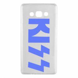Чехол для Samsung A7 2015 Kiss Logo