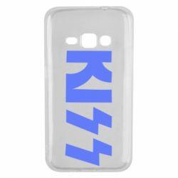 Чехол для Samsung J1 2016 Kiss Logo