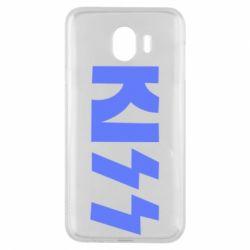 Чехол для Samsung J4 Kiss Logo