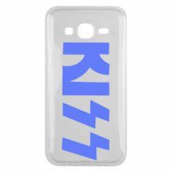 Чехол для Samsung J5 2015 Kiss Logo