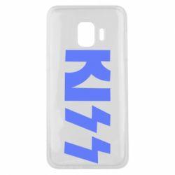 Чехол для Samsung J2 Core Kiss Logo