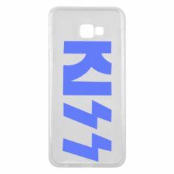 Чехол для Samsung J4 Plus 2018 Kiss Logo