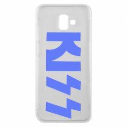 Чехол для Samsung J6 Plus 2018 Kiss Logo