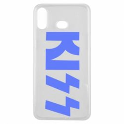Чехол для Samsung A6s Kiss Logo