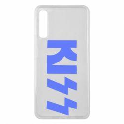 Чохол для Samsung A7 2018 Kiss Logo
