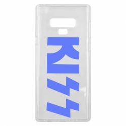 Чехол для Samsung Note 9 Kiss Logo