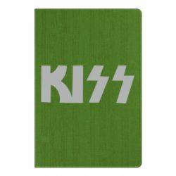 Блокнот А5 Kiss Logo
