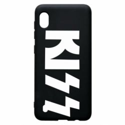 Чехол для Samsung A10 Kiss Logo