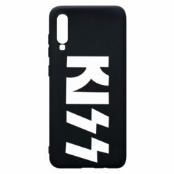 Чехол для Samsung A70 Kiss Logo