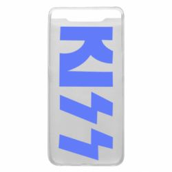 Чохол для Samsung A80 Kiss Logo