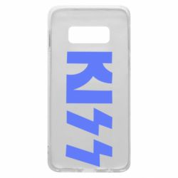 Чехол для Samsung S10e Kiss Logo