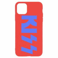 Чехол для iPhone 11 Pro Max Kiss Logo