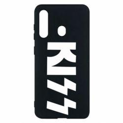 Чехол для Samsung M40 Kiss Logo