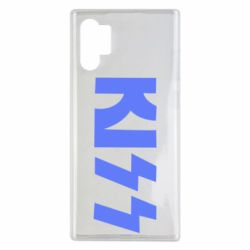 Чехол для Samsung Note 10 Plus Kiss Logo