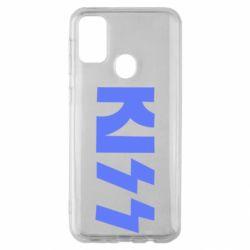 Чохол для Samsung M30s Kiss Logo
